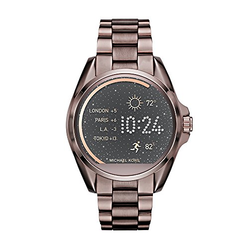 Michael Kors Access Touchscreen Sable Bradshaw Smartwatch - Woman For Kors Michael