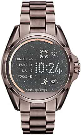 Michael Kors Access Touchscreen Sable Bradshaw Smartwatch MKT5007