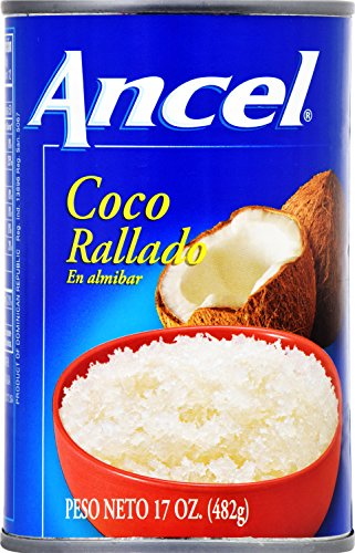 Goya Foods Ancel Grated Coconut, 17-Ounce (Pack of 24) by Goya (Image #3)
