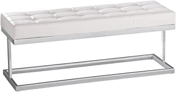 Sunpan 85866 Ikon Benches White