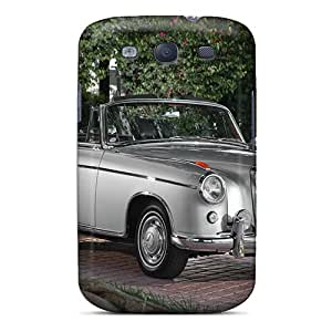 Durable Case For The Galaxy S3- Eco-friendly Retail Packaging(1956 Mercedes 220se Cabrio)
