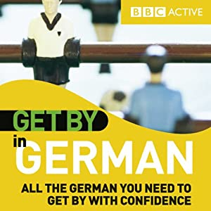 Get By in German Audiobook