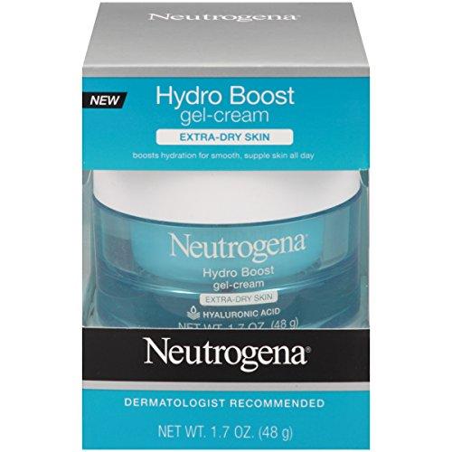 Neutrogena Hydro Boost Gel-crème, extra la peau sèche, 1. 7 Oz