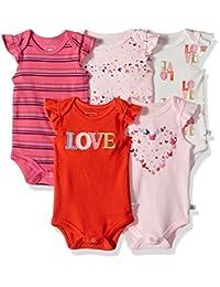 Rosie Pope Baby 5 Unidades de enteritos (más Colores Disponibles)