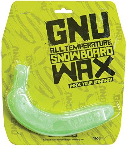 banana wax snowboard - 1