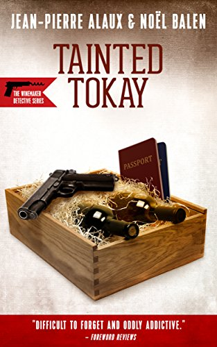 book cover of Tainted Tokay
