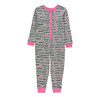 d83ec77e7 One Direction Onesie  Love 1D  (11-12 Years)  Amazon.co.uk  Clothing