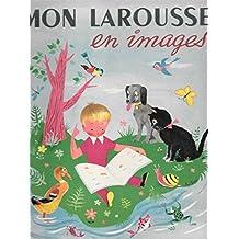 MON LAROUSSE EN IMAGES