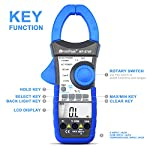 HoldPeak HP-870P Power KW Meter Clamp Meter AC/DC Voltmeter 999.9A Ammeter Tester Electronic Multimeter Active Energy Diagnostic-Tool