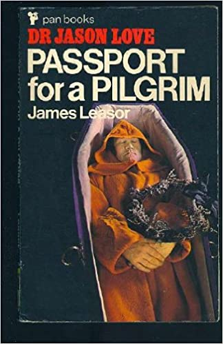 Passport for a Pilgrim (Dr Jason Love)