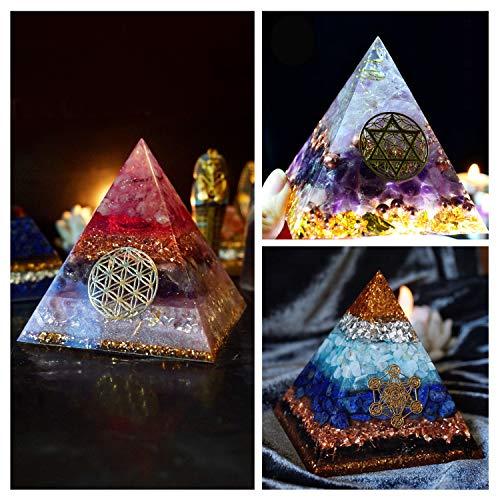 Orgone Pyramid Making Supplies Kit LET'S RESIN Orgone
