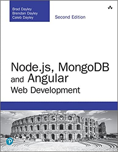 Amazon nodejs mongodb and angular web development the nodejs mongodb and angular web development the definitive guide to using the mean stack to build web applications developers library 2nd edition fandeluxe Choice Image