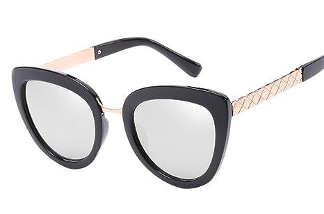 DaQao Gafas de sol goma flexible, de fibra de carbono, anti ...