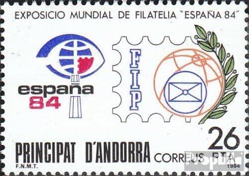 Prophila Collection Andorra - españolas Correos Michel.-No..: 174 (Completa.edición.) 1984 exposicion de Sellos (Sellos para los coleccionistas): Amazon.es: Juguetes y juegos