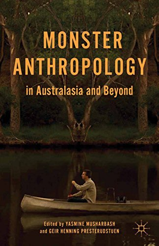 Download Monster Anthropology in Australasia and Beyond Pdf
