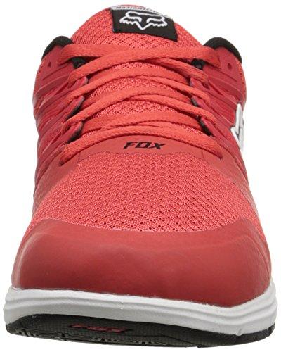 887537904175 - Fox Men's Motion Elite 2 Athletic Shoe, Red/Black/White, 9 M US carousel main 3
