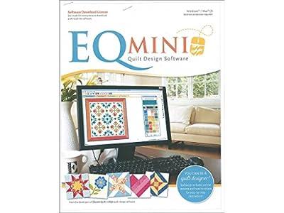 Electric Quilt Company Boye EQCEQ.MINI Electric Quilt EQ Mini Software License Piece/Mac