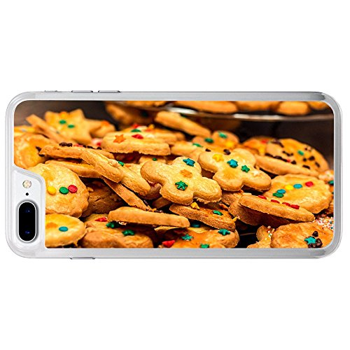 Christmas Holiday Cookies on Tray Apple iPhone 7 Plus (5.5 inch) Phone Case