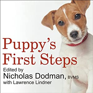 Puppy's First Steps Audiobook