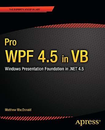 Wpf 4.0 books