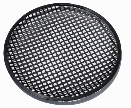 12 Quot Subwoofer Grill ~ Universal inch quot subwoofer speaker metal grill