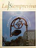 img - for La siempreviva.revista literaria.numero 8 del 2009.atraccion y repeluz de lo urbano. book / textbook / text book