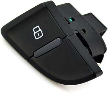 NEW AUDI A4 B8 A3 8V A8 DRIVERS RIGHT REAR DOOR LOCK CATCH 6 PIN 10/> A5 8T