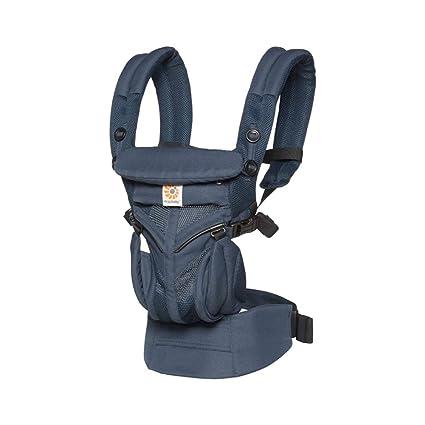 Portabebés Multifuncional,Mochila Portabebes para Llevar A Tu Bebe Manos Libres Portabebés Asiento De Cadera