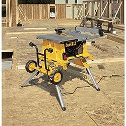 Dewalt Dw7440rs Rolling Saw Stand Dewalt Table Saw Cart