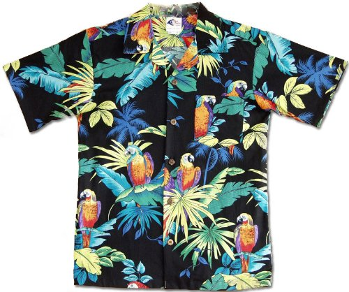 Boys Aloha shirt are colorful and cool. We offer a beautiful variety of kids Hawaii shirts in short sleeves with floral and island prints made in Hawaii. Choose from surfing, long boards, woodies themes, in different colors and sizes for children and toddlers.