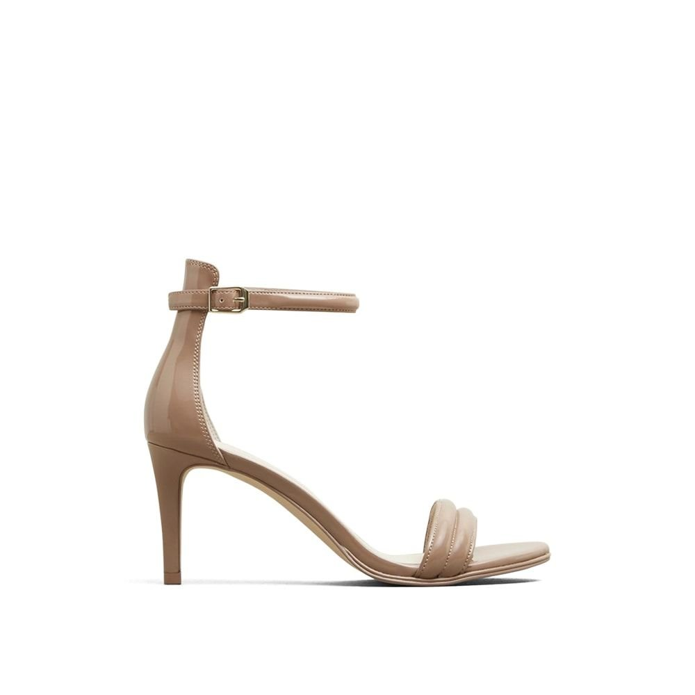 Kenneth Cole Toe New York Mallory Open Toe Cole Heel - Women's B01EVXUVOQ 11 B(M) US|Nude 34259a