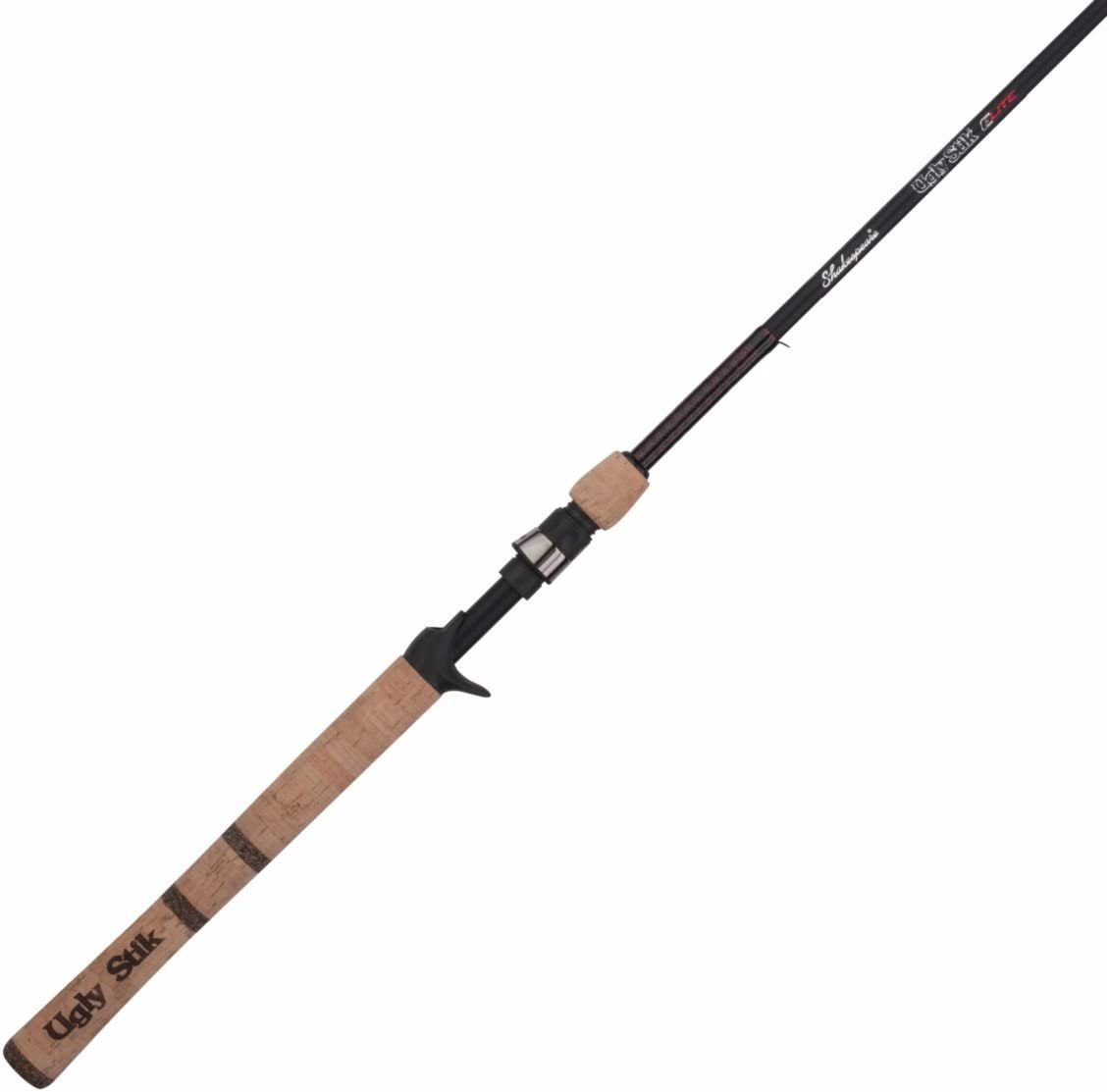 Ugly Stik Elite Casting Fishing Rod