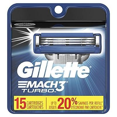 Gillette Mach3 Turbo Men's