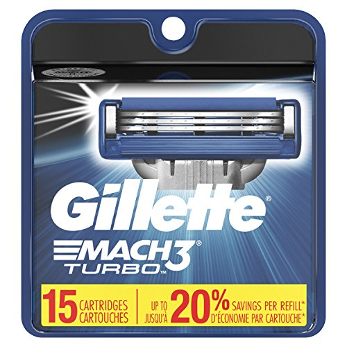 Gillette Mach3 Turbo Men