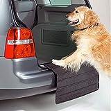 Foldable Car Bumper Guard Trunk Bumper Protector, Pet Bumper Protector Boot Protector Anti Scratch for Rear Bumper