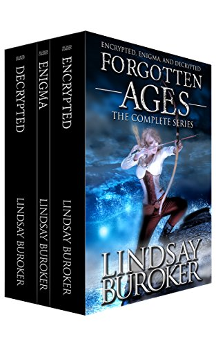 Bargain eBook - Forgotten Ages  The Complete Series