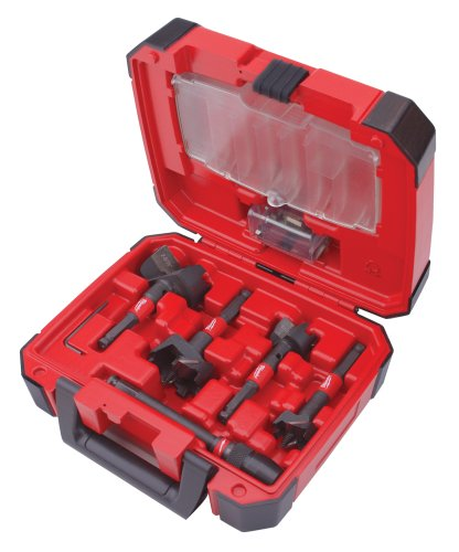 Plumbers Bit Kit (Milwaukee 49-22-5100 5 Piece Switchblade Plumbers Kit)