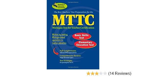 MTTC - Basic Skills & Elementary Education Tests (MTTC Teacher ...