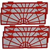 6 Pack Standard Filter replacement for all Neato Botvac Series models, 70e 75 80 85