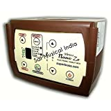 Queen Brass : Compact Digital Sur-Peti Shruti Box 4-in-1 Tuner. New 2014 Model