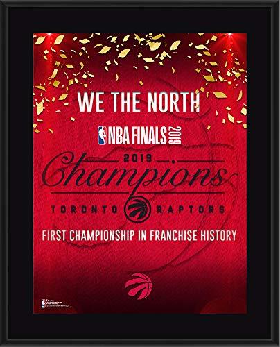 (Toronto Raptors 2019 NBA Finals Champions 10.5