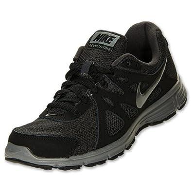 online retailer e7d3f ebcf3 Amazon.com   NIKE LUNARGLIDE 2 MENS 407648-003 (8, COOL GREY BLACK-NEUTRAL  GREY-ANTHRACITE)   Shoes