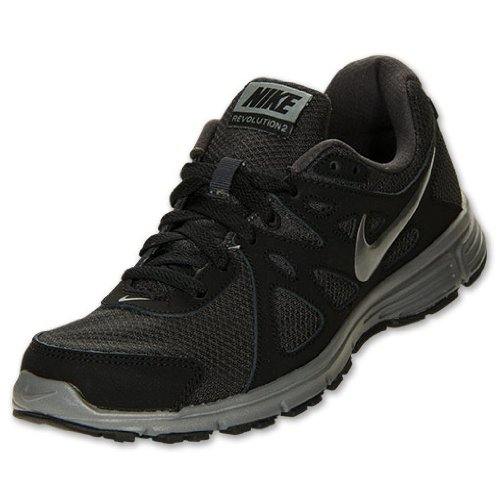 outlet store 9aa36 204ca Nike Lunarglide 2 Mens 407648-003 (8, Cool Grey Black-Neutral  Grey-Anthracite)  Amazon.ca  Shoes   Handbags