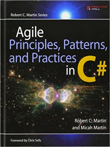 Free downloads of books for kindle Agile Principles, Patterns, and Practices in C#  by Micah Martin, Robert C. Martin