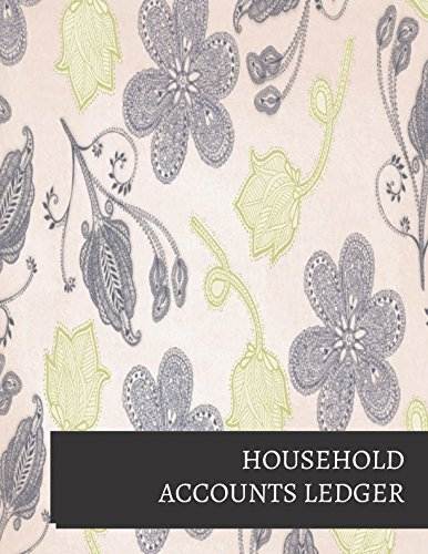 Read Online Household Accounts Ledger PDF