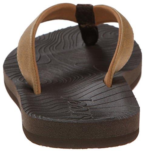 Reef Women's Zen Love Sandal,Brown Tobacco,8 M US by Reef (Image #2)