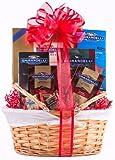 Grand Ghirardelli Chocolate Gift Basket
