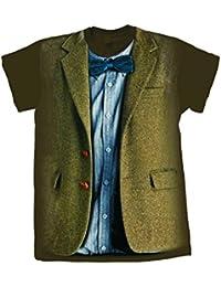 Matt Smith 11th Dr Costume T-Shirt