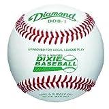 Diamond Dixie Boys & Majors Competition Grade Baseball, Dozen