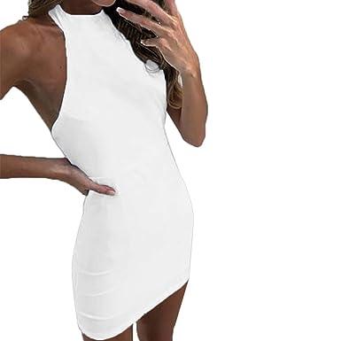 Vestido Bohemio para Mujer, Falda de Encaje con Estampado de ...